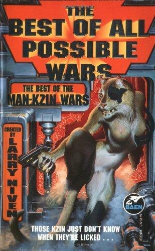 Man-Kzin Wars Volume 1 Best Wars cover