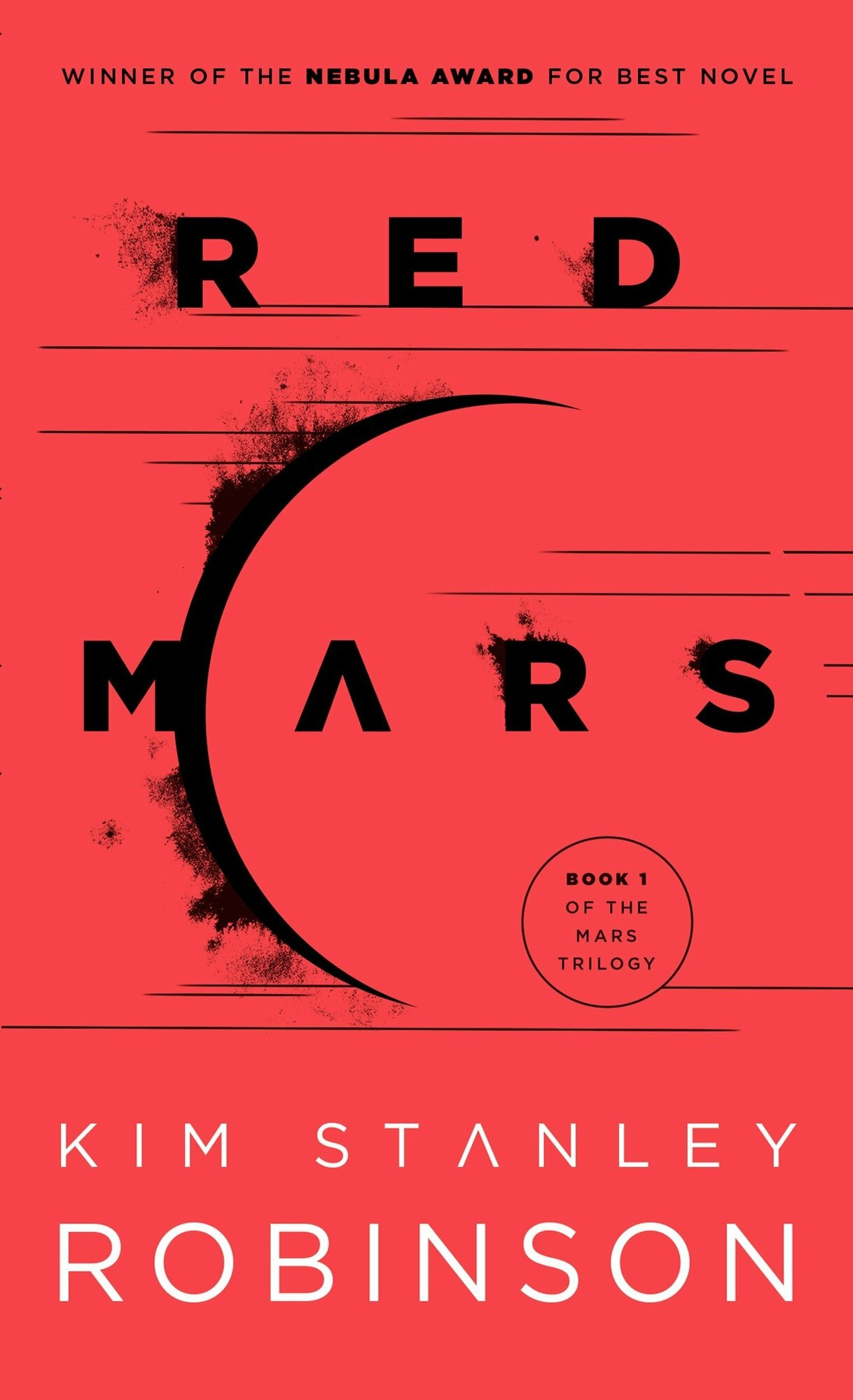 Red Mars cover B