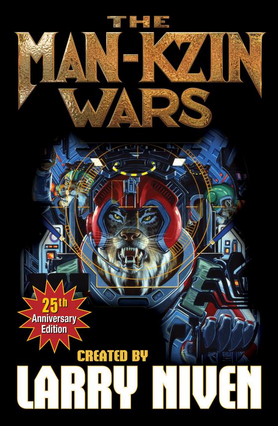 Man-Kzin Wars Volume 1 cover