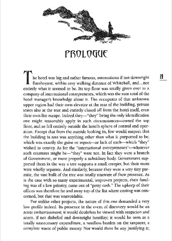 Necroscope Page
