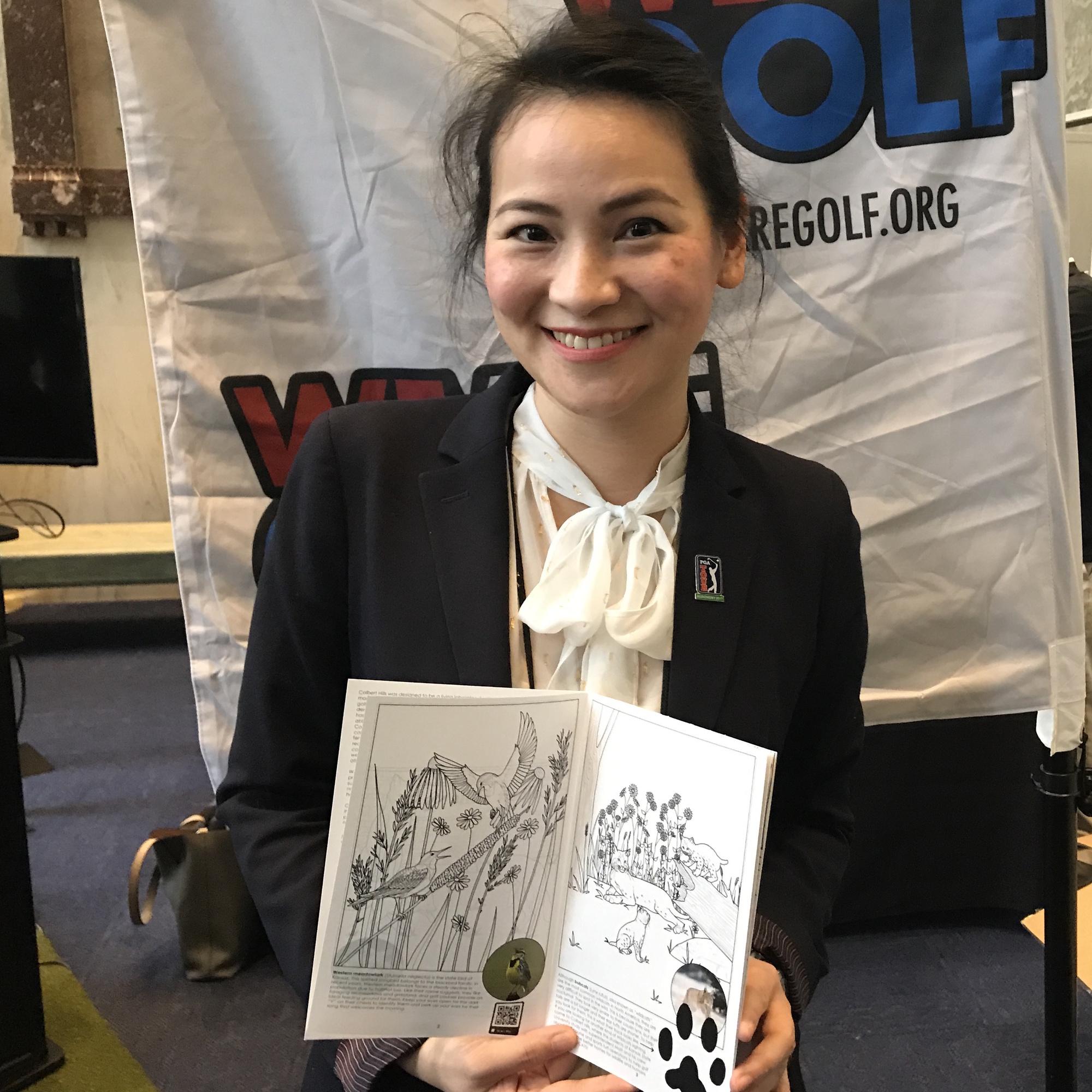 Delphine Tseng