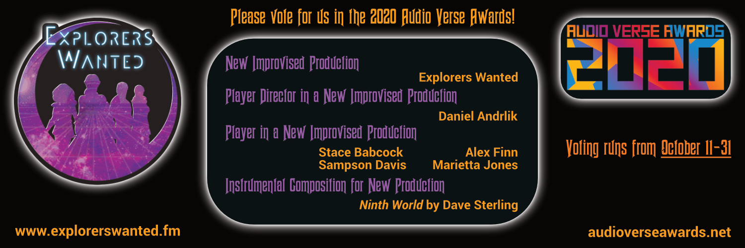 Audioverse Finalist Voting Guide