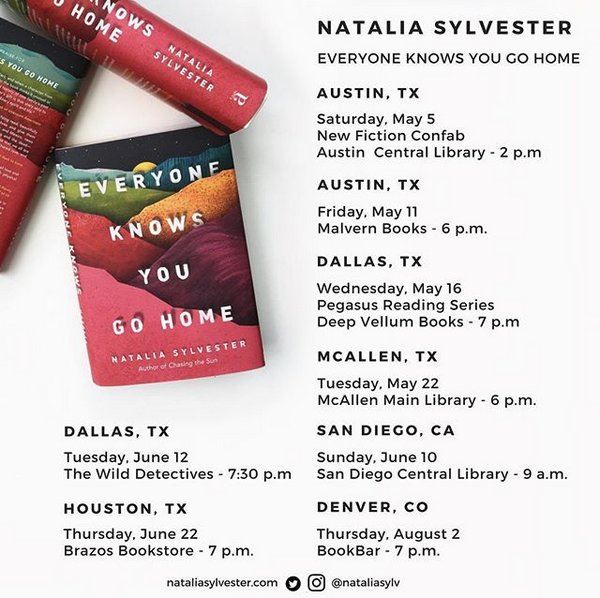 Natalia Sylvester Tour Schedule