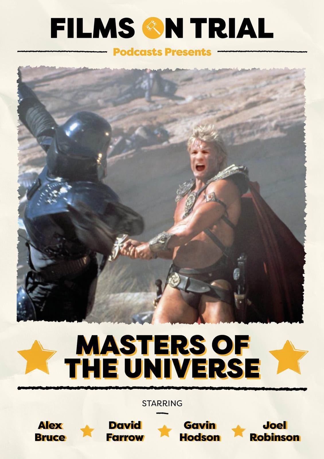 Ep 32 - Masters of the Universe