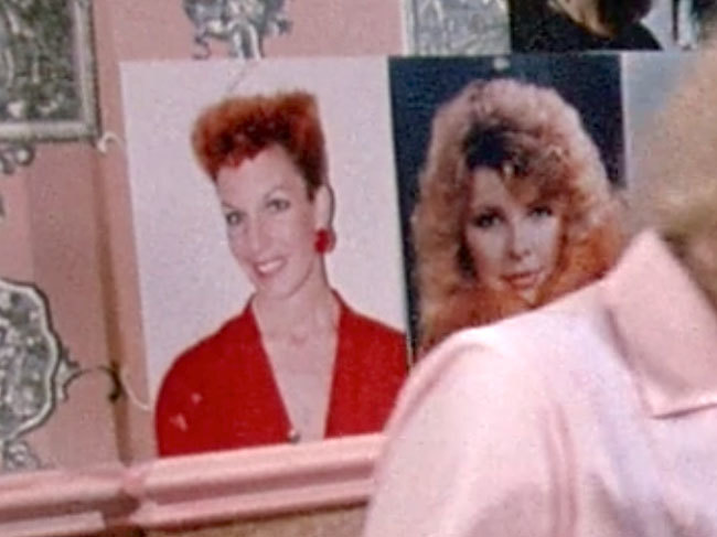 Haircut poster from Murder, She Wrote.