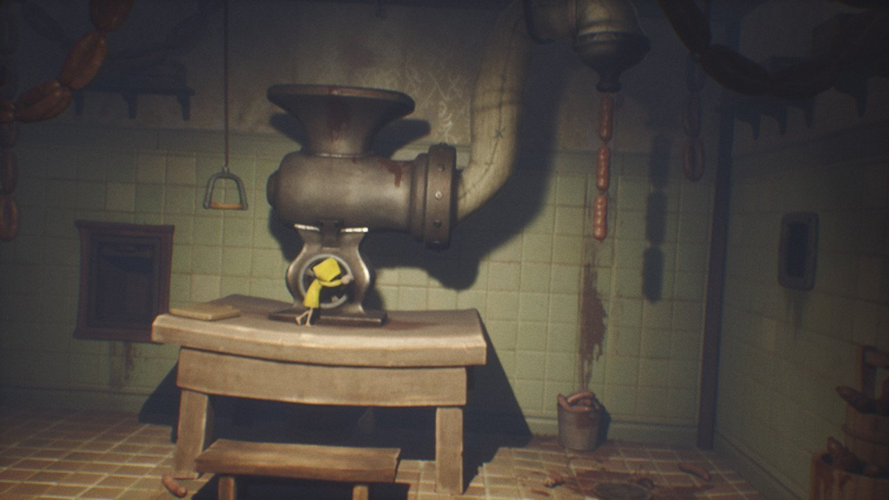 Little Nightmares Puzzle