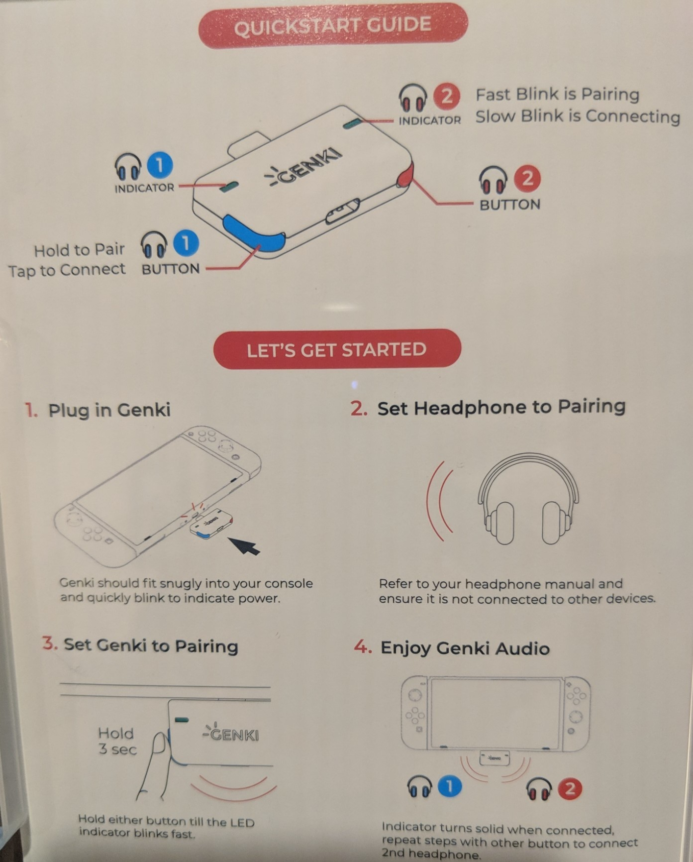 Genki-Instructions