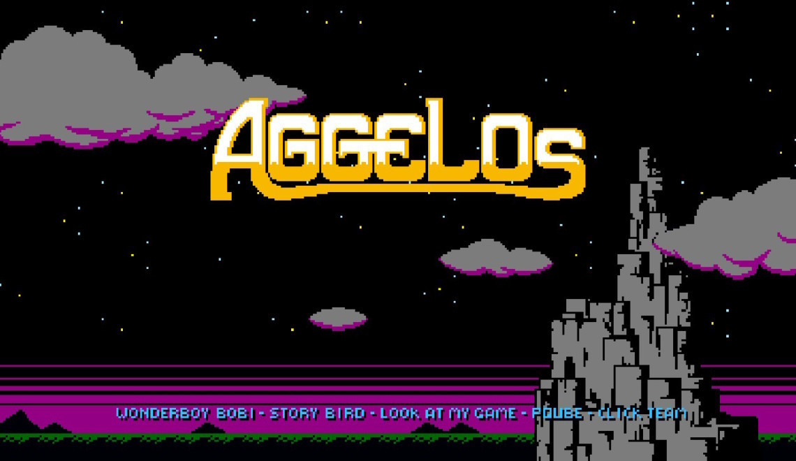 Aggelos Title