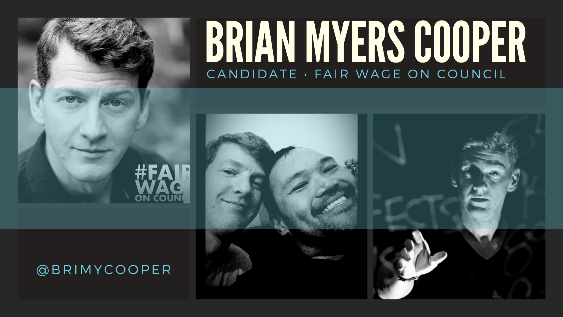 Brian Myers Cooper