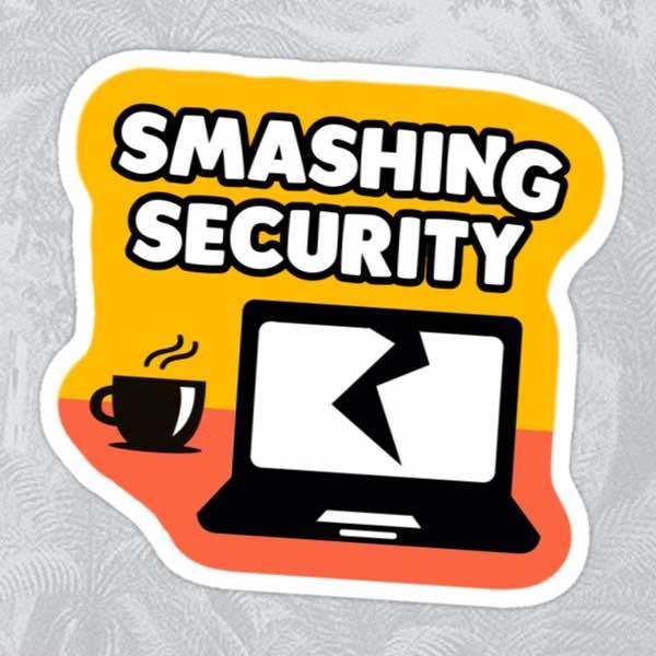 Smashing Security stickers