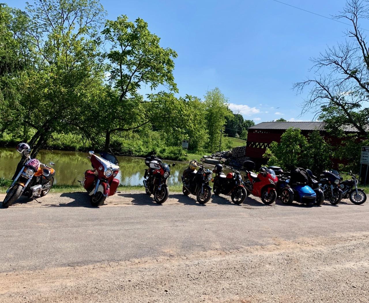 Gettysburg Meetup Bikes