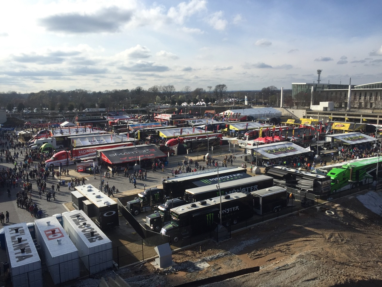 Supercross 2019 Atlanta - FanZone