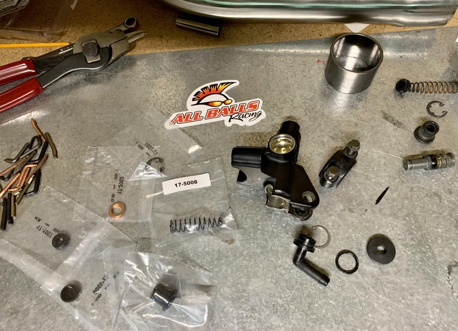 r6 front brake master cylinder rebuild
