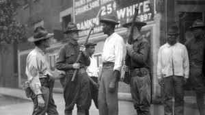 Soldiers challenge man in Chicago