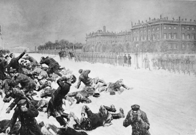 The 1905 Russian Revolution