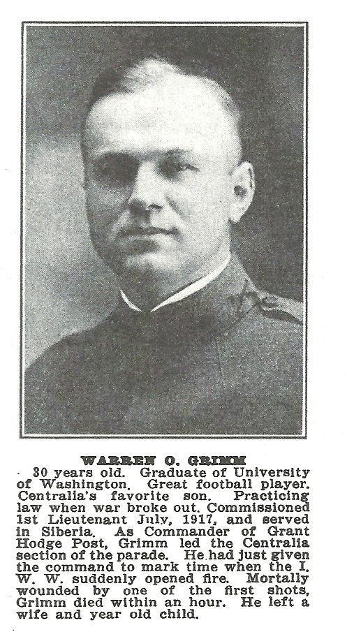 Warren Grimes
