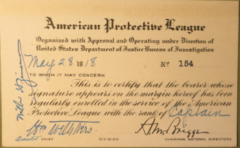 American Protective League
