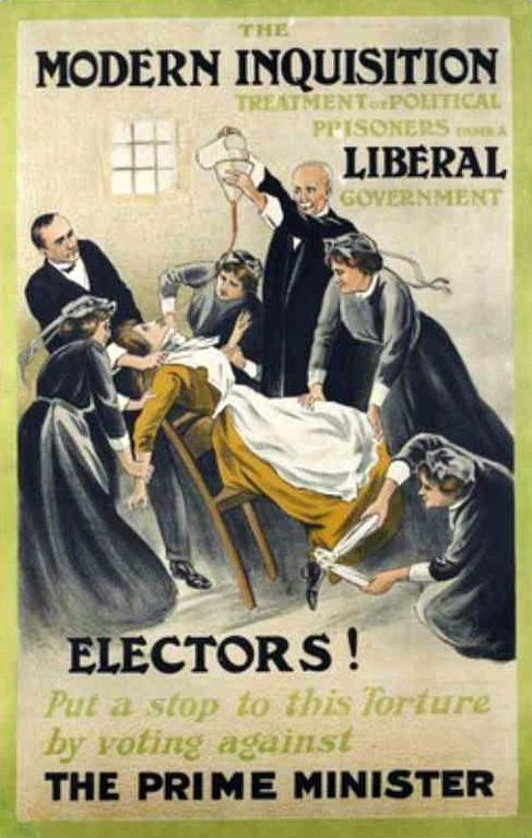 Force Feeding poster