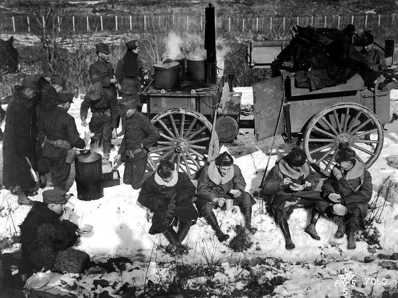 Americans in Siberia