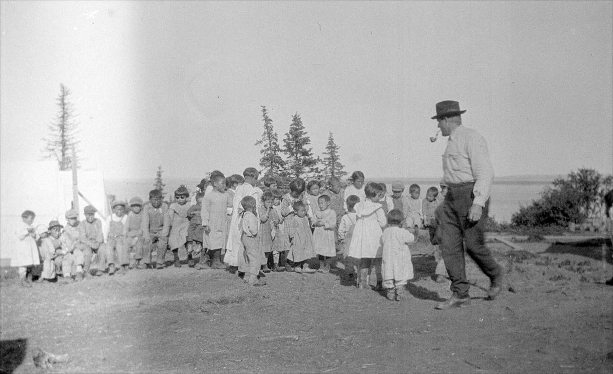 Orphans in Alaska