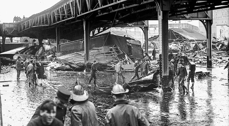 Molasses Flood