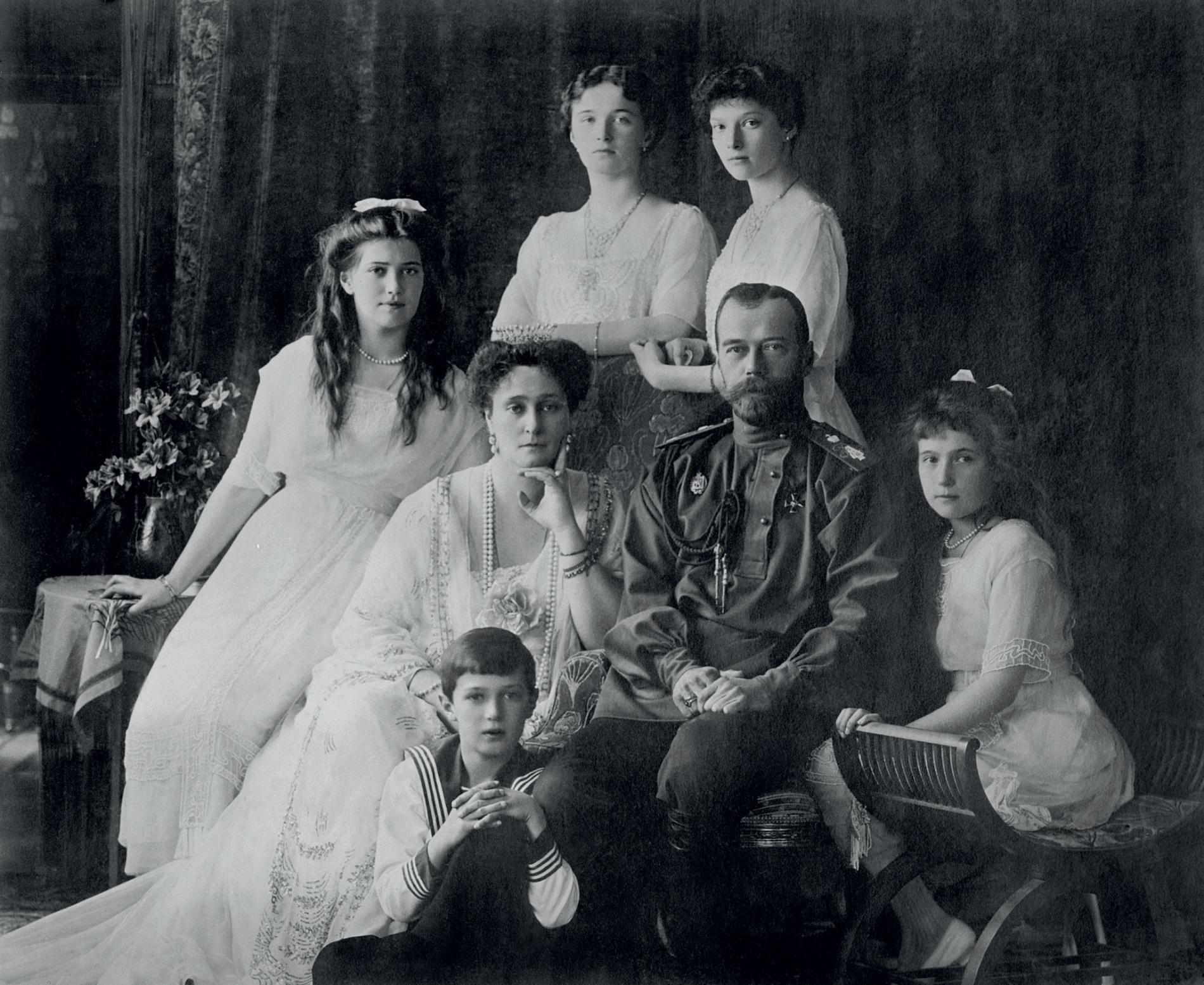 The Romanov Family