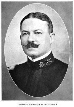 Col. Charles Hagadorn
