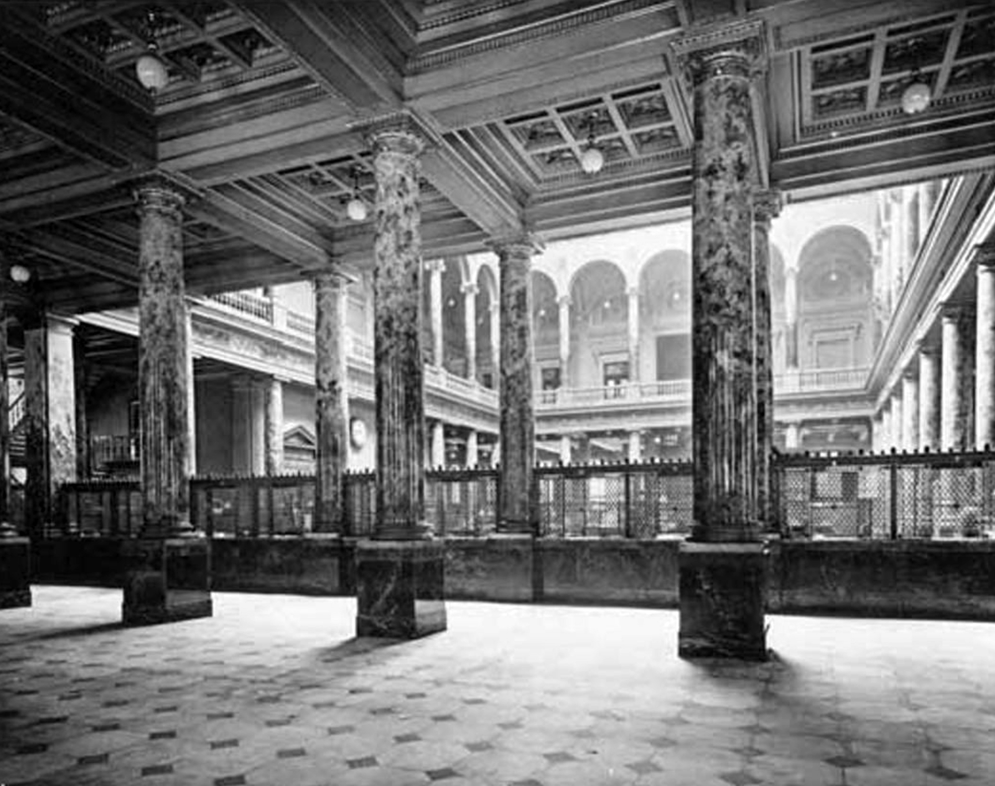 Illinois Trust Interior