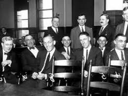Black Sox at trial