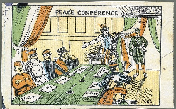 Ireland at Peace Conference