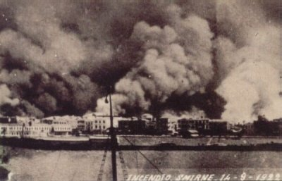Great Fire of Smyrna