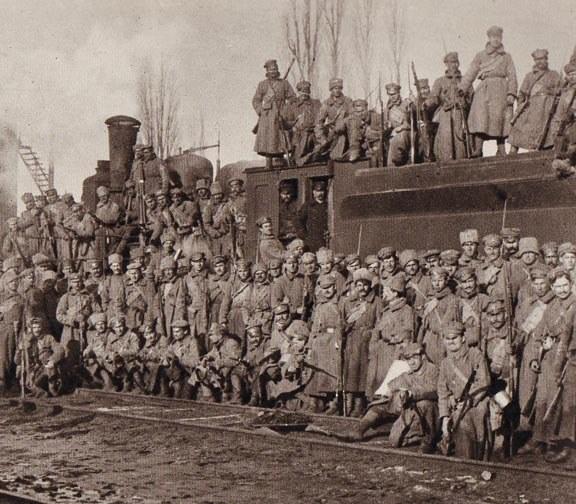 The Czechoslovak Legion