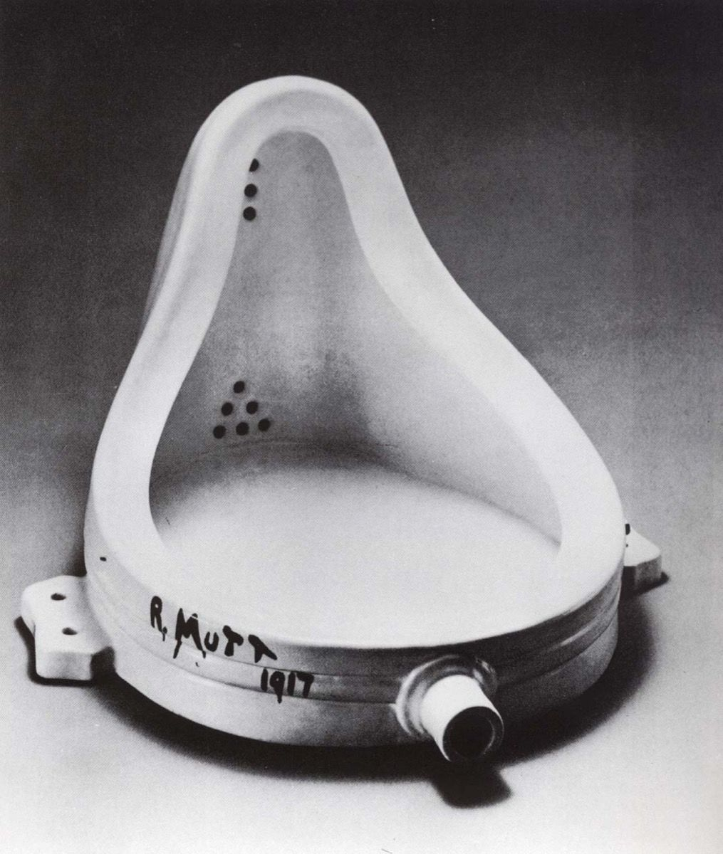 Marcel Duchamp's