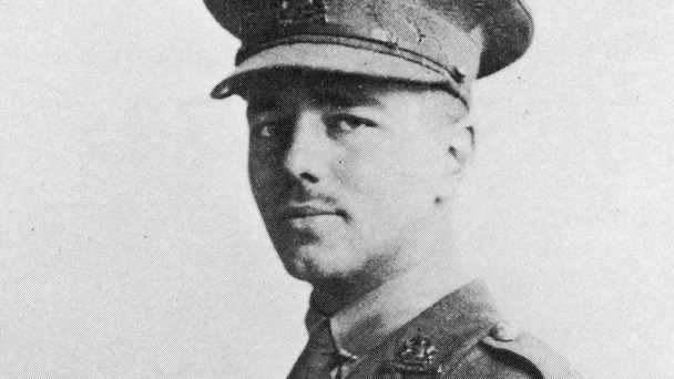 Soldier and Poet Wilfred Owen