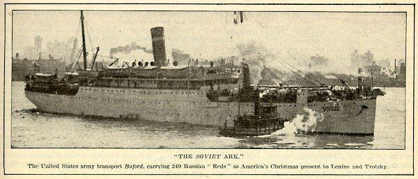 The Soviet Ark