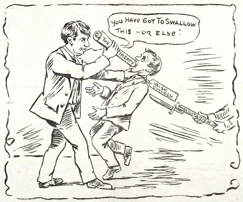 Anti-Treaty cartoon
