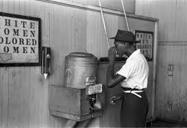 Jim Crow laws enforced racial segregation
